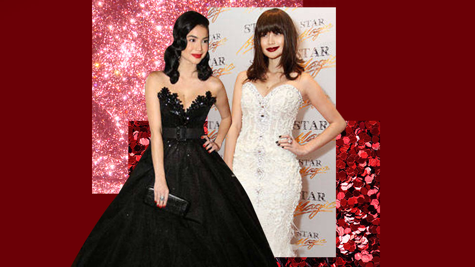 Here's A Look At Anne Curtis' Star Magic Ball Style Evolution