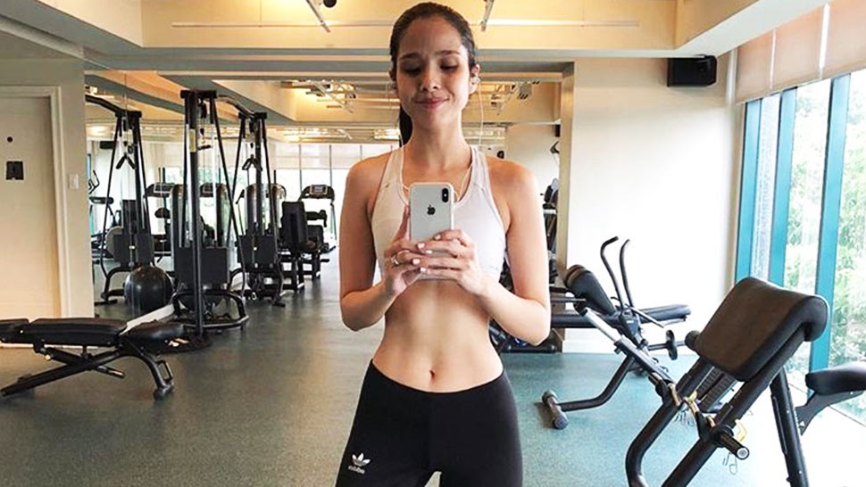 Maxene Magalona Shares How She Lost 30 Pounds In A Year