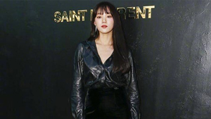 Lotd: Lee Sung Kyung Has A Genius Style Tip For A Head-to-toe Black Outfit