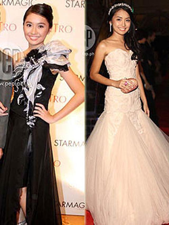 Here's a Look at Kathryn Bernardo's Star Magic Ball Style Evolution