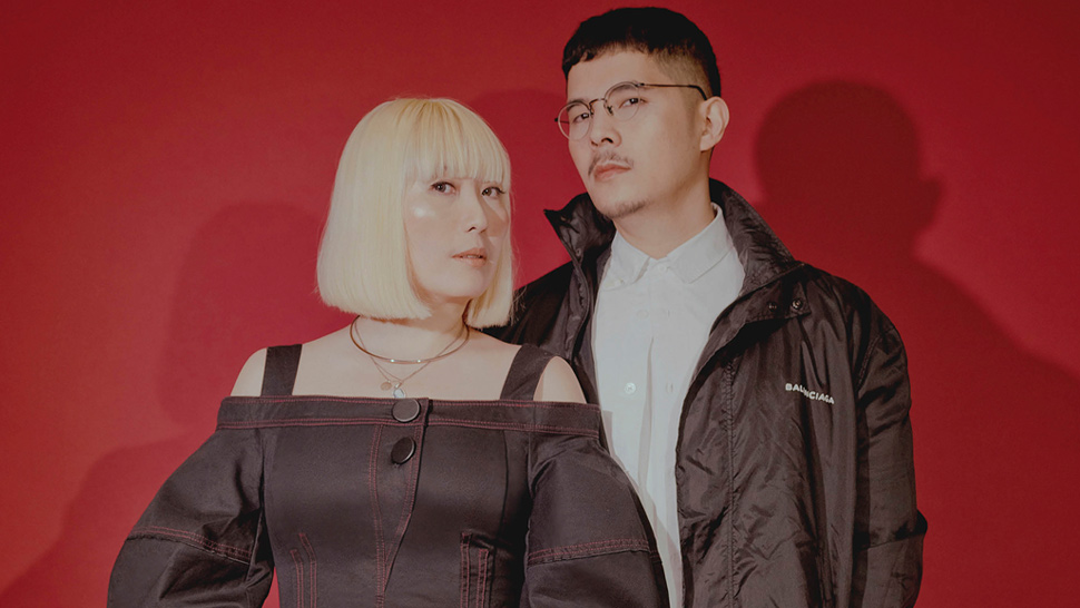 Mano Lotho And Daryl Chang Are A Streetstyle Savvy Husband And Wife