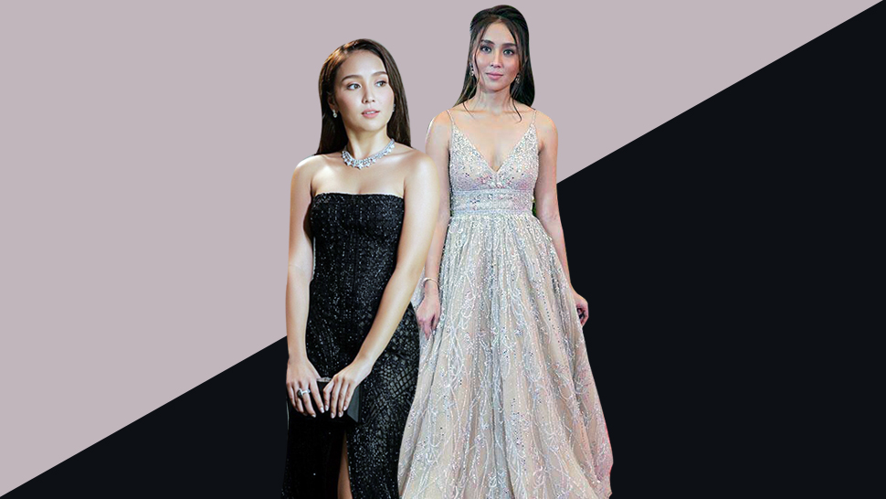 Here's A Look At Kathryn Bernardo's Star Magic Ball Style Evolution