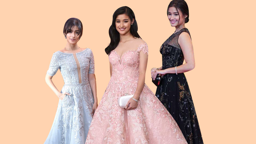 Here's A Look At Liza Soberano's Star Magic Ball Style Evolution