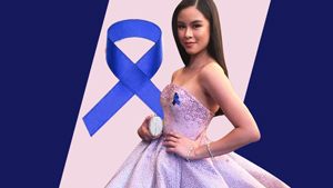 Here's Why The Stars Are Wearing A Blue Ribbon At The Abs-cbn Ball 2018