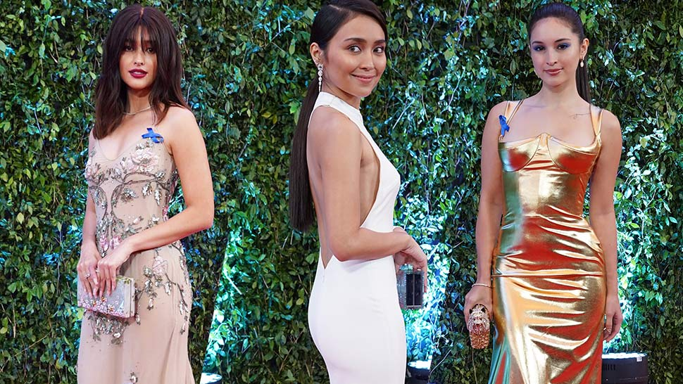 10 Best Dressed Celebrities At The Abs-cbn Ball 2018