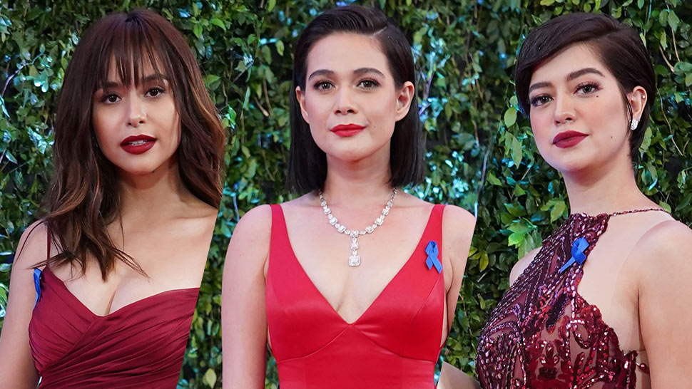 10 Best Beauty Looks at the ABS-CBN Ball 2018