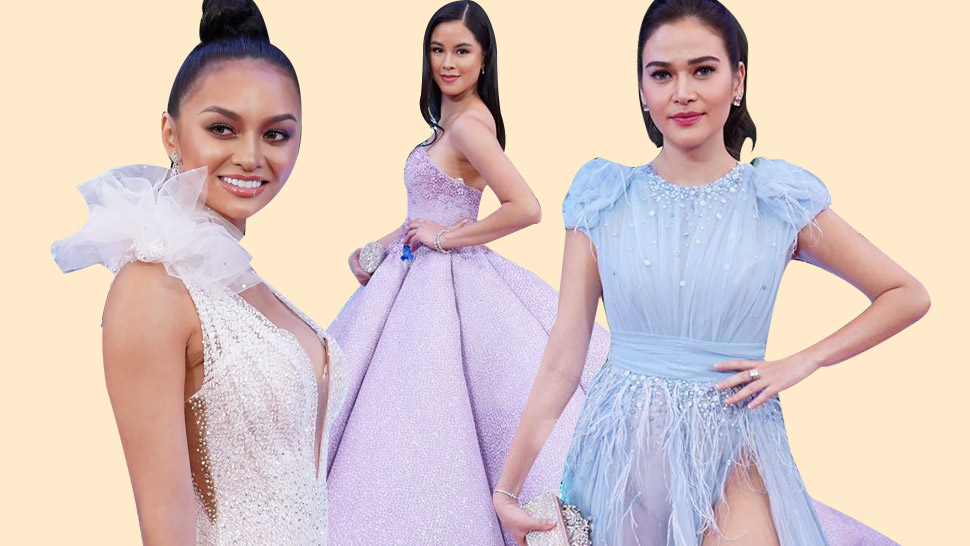 Here Are All the Stars Who Wore Francis Libiran to ABS-CBN Ball 2018