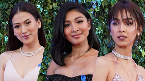 5 Beauty Trends That Dominated The Red Carpet Of Abs-cbn Ball 2018