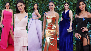 6 Fashion Trends That Reigned Supreme At The Abs-cbn Ball 2018