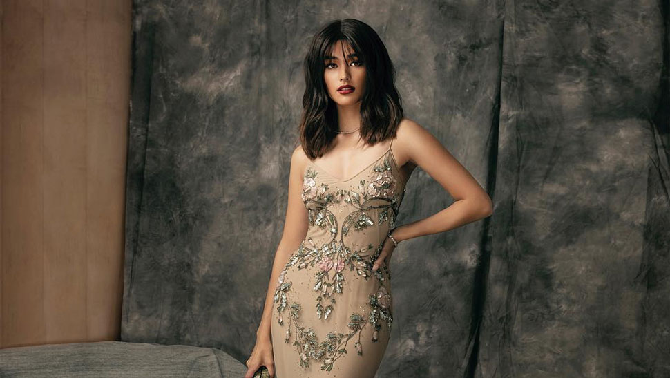 This Is The Exact Gown Liza Soberano Wore To The Abs-cbn Ball 2018