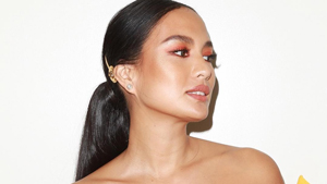 Isabelle Daza Did Not Wear Foundation To The Abs-cbn Ball