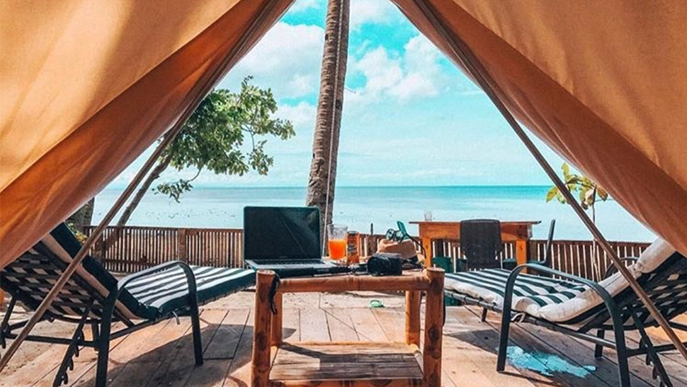 This New Glamping Site Will Make You Want To Book A Flight To Siquijor