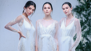 Complete Your Bridal Look With These Elegant Designer Robes