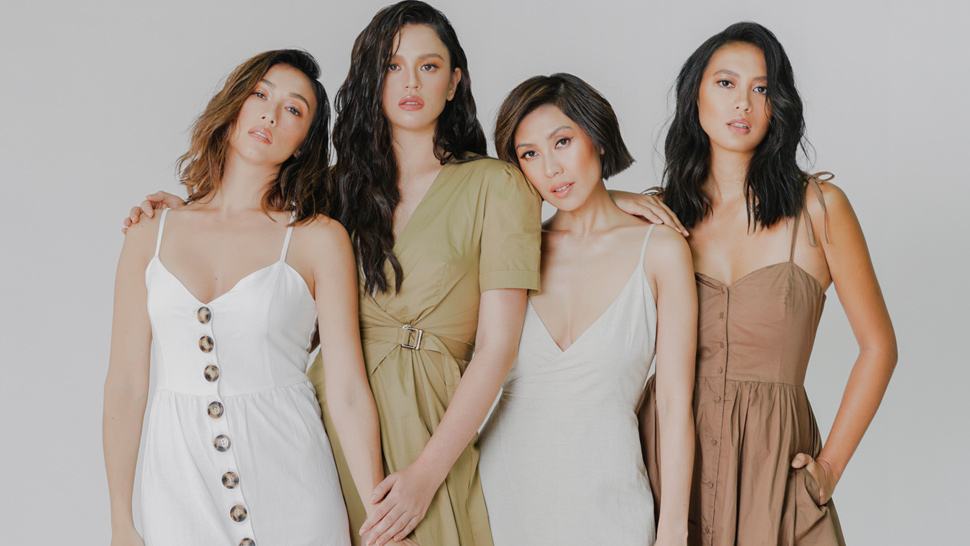 Liz, Georgina, Solenn, And Isabelle Reveal Their New Fashion Obsession