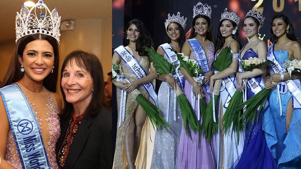 Katarina Rodriguez Is Miss World Philippines 2018