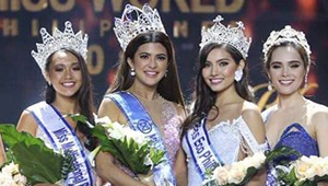 Katarina Rodriguez Is Miss World Philippines 2018