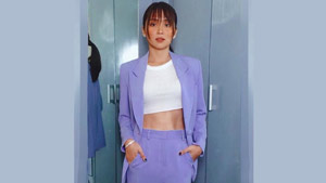 Lotd: Kathryn Bernardo Has The Cutest Way To Wear A Suit