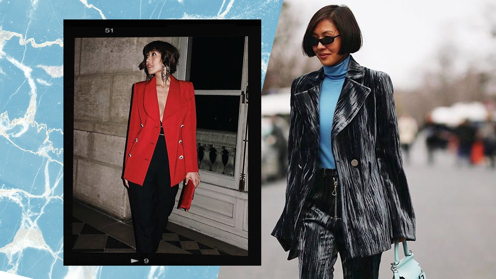 Liz Uy Is Proof That Every Girl Needs A Blazer In Her Wardrobe