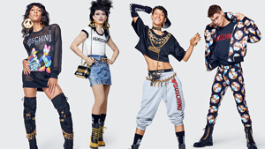 Here's Your First Look At The H&m X Moschino Collection