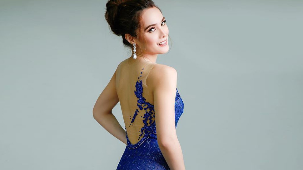 Alyssa Muhlach Alvarez Reveals The Idea Behind Her Miss World Gown