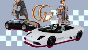 The 7 Most Fabulous Fashion Cars