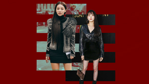 These Stylish Korean Celebrities Dominated The Recent Fashion Weeks