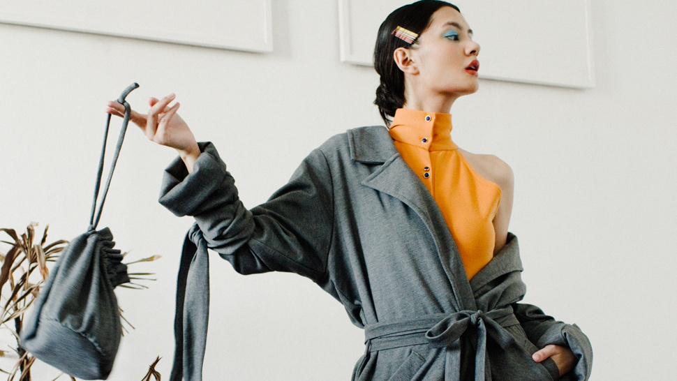 Sassa Jimenez Has A Modern Approach To Wearing Monochrome