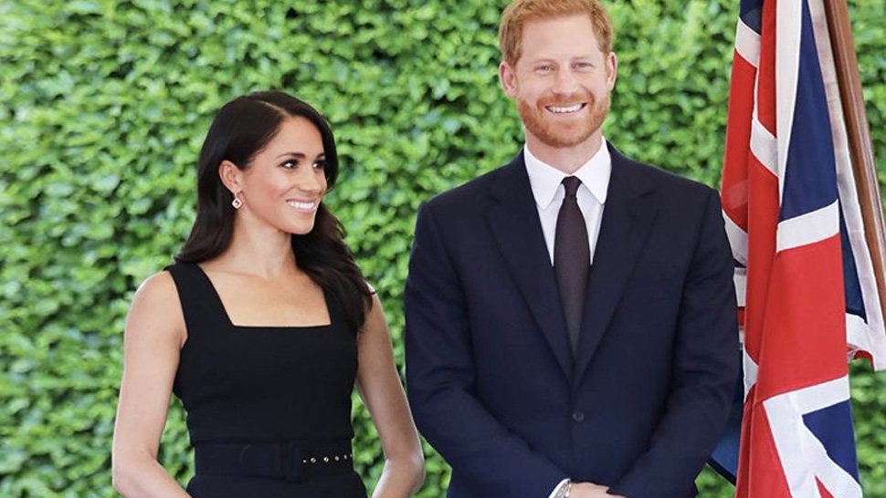 Meghan Markle and Prince Harry Are Expecting Their First Baby