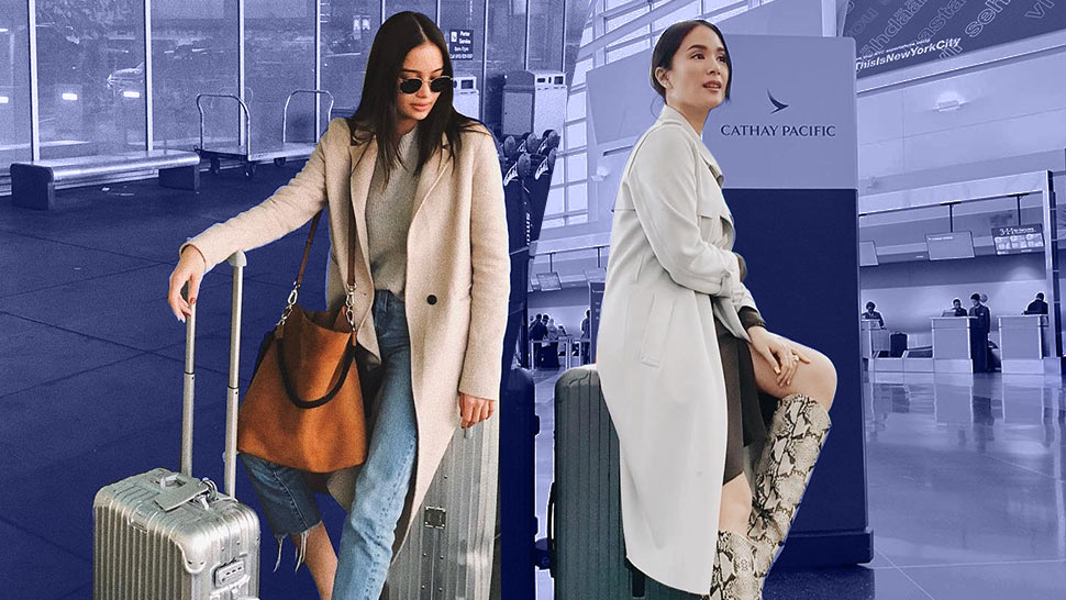 10 Celebrity-approved Airport Ootds To Try The Next Time You Fly