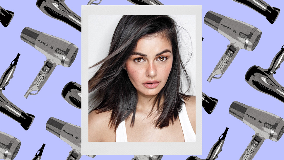 How to Dry and Blow-Dry Your Hair Like a Pro