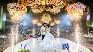 Celebrity Stylist Kim Yap's Fairytale Wedding Will Make Your Jaw Drop