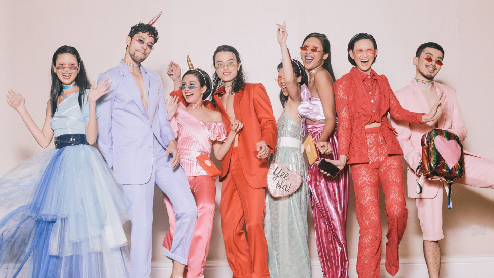 This Rainbow-colored Collection Is Inspired By The Lgbtq+ Community