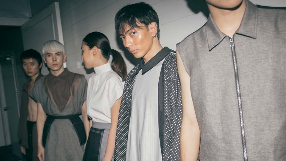Kc Pusing Mixes Utilitarian Streetwear With Tailored Silhouettes