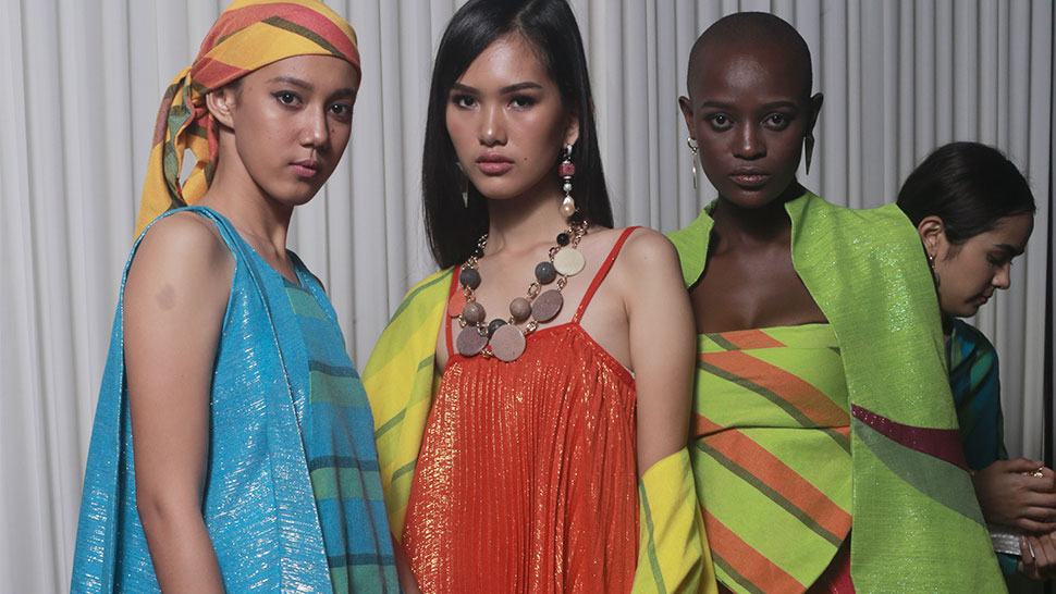 Here's a Modern and Wearable Collection Inspired by Asian Countries