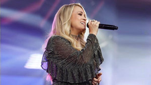 Hollywood Singer Carrie Underwood Was Spotted Wearing A Filipino Designer