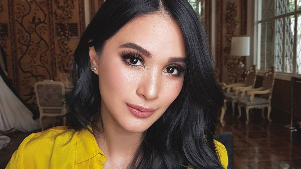 Here's How Heart Evangelista's Mua Makes Chinita Eyes Appear Bigger