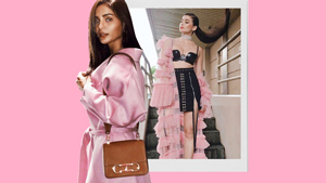 30 Celebrity-inspired Pink Outfits To Try For Your October Ootds