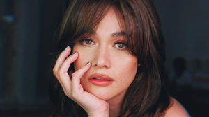 Lotd: Bea Alonzo's Recent Hairstyle Will Convince You To Get Bangs