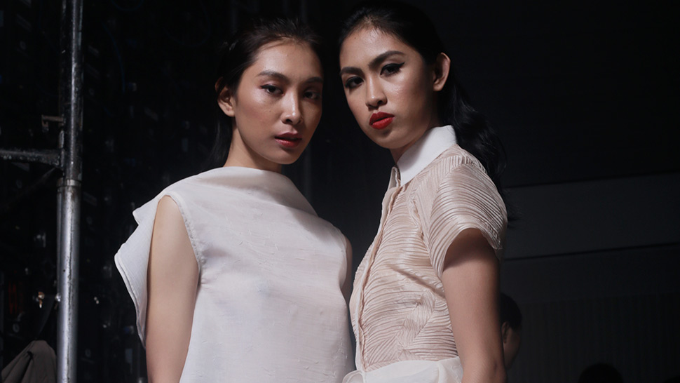 This Local Designer Is Making a Case for Wearing White and Sheer