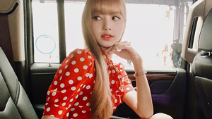 How To Pose With Your Hands In An Ootd, According To Lisa Of Blackpink