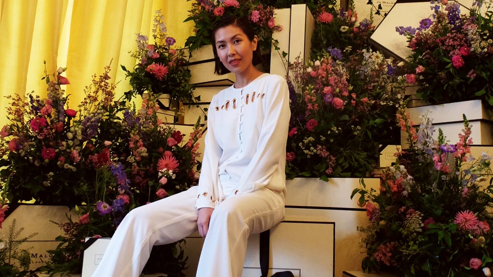 These Are Liz Uy's New Favorite Scents