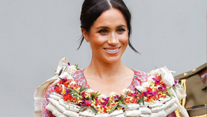 Meghan Markle Forgot To Remove The Price Tag Attached To Her Dress