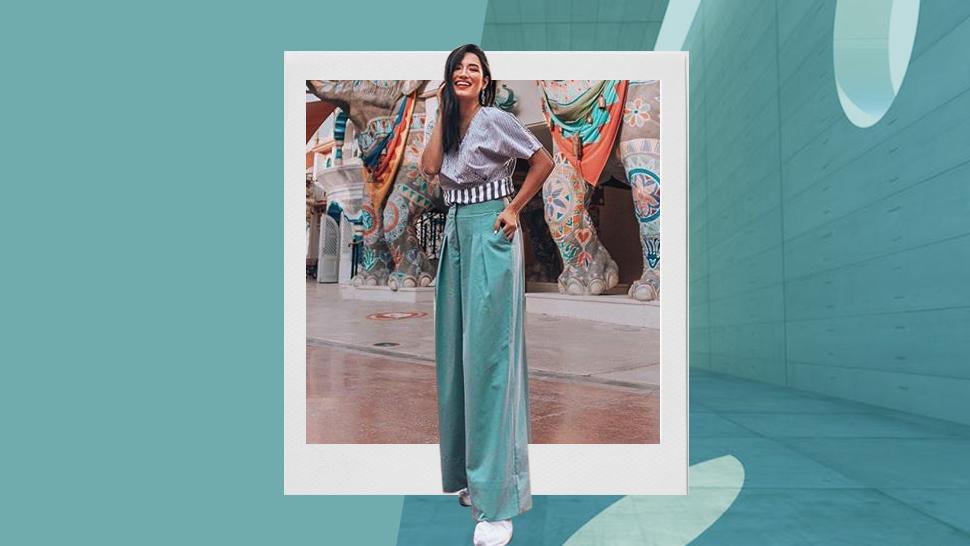 3 Cool Girl Ways to Wear Wide-Leg Trousers