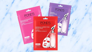 Pond's Just Released Its Own 99-peso Sheet Masks