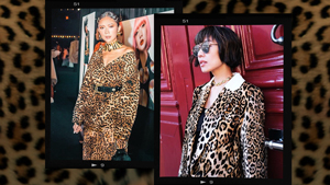 3 Celebrity-approved Ways To Wear Leopard Print