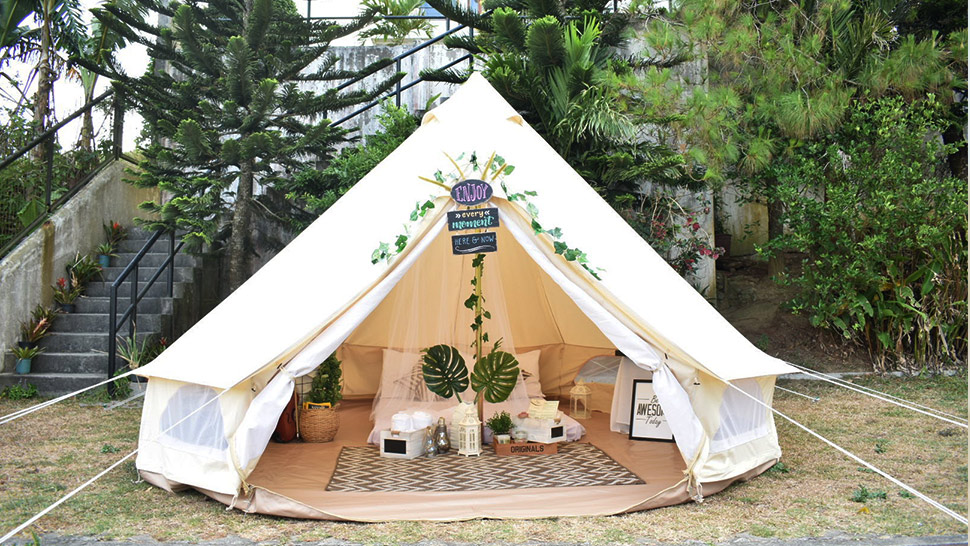 This Ig-worthy Glamping Site In Tagaytay Is Perfect For Long Weekends