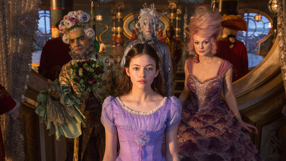 """The Nutcracker and The Four Realms"" Has the Most Magical Costumes"
