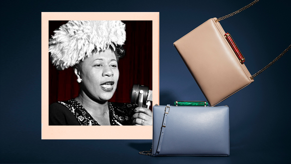 This Designer Bag Is Inspired By Iconic Jazz Singer Ella Fitzgerald