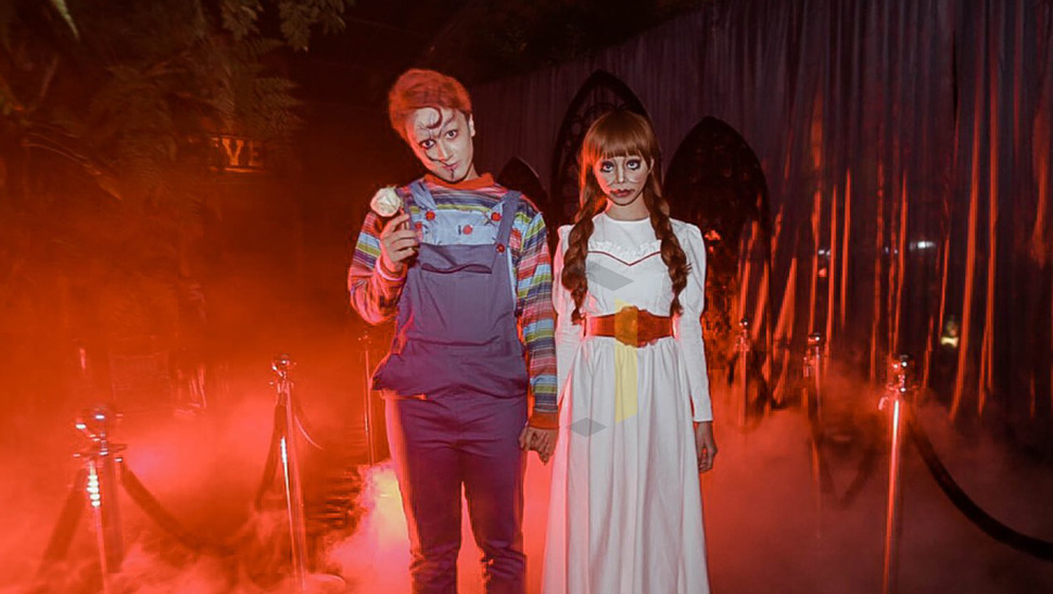 Here's The Celebrity Halloween Party You Wish You Were Invited To