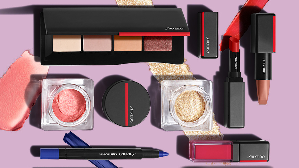 You Have To See Shiseido's New And Improved Makeup Line
